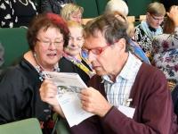 013 Osalemine Euroopa Komisjoni korraldatud Turu seminaril. Foto: Urmas Saard