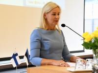 017 Osalemine Euroopa Komisjoni korraldatud Turu seminaril. Foto: Urmas Saard