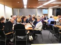 040 Osalemine Euroopa Komisjoni korraldatud Turu seminaril. Foto: Urmas Saard