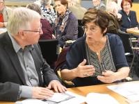 041 Osalemine Euroopa Komisjoni korraldatud Turu seminaril. Foto: Urmas Saard