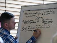 050 Osalemine Euroopa Komisjoni korraldatud Turu seminaril. Foto: Urmas Saard