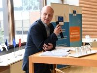 055 Osalemine Euroopa Komisjoni korraldatud Turu seminaril. Foto: Urmas Saard