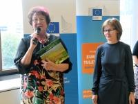 056 Osalemine Euroopa Komisjoni korraldatud Turu seminaril. Foto: Urmas Saard