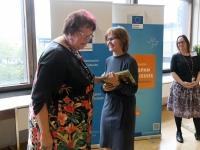 057 Osalemine Euroopa Komisjoni korraldatud Turu seminaril. Foto: Urmas Saard