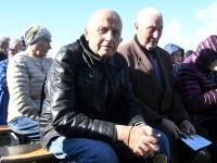 007 Paadipõgenike mälestuseks kuju avamine Puise ninal. Foto: Urmas Saard / Külauudised