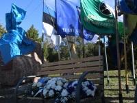 010 Paadipõgenike mälestuseks kuju avamine Puise ninal. Foto: Urmas Saard / Külauudised