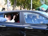 044 Paavst Franciscus Tallinnas. Foto: Urmas Saard