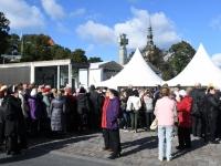 052 Paavst Franciscus Tallinnas. Foto: Urmas Saard