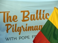 069 Paavst Franciscus Tallinnas. Foto: Urmas Saard