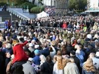 074 Paavst Franciscus Tallinnas. Foto: Urmas Saard