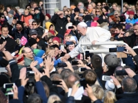 076 Paavst Franciscus Tallinnas. Foto: Urmas Saard