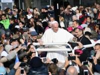 077 Paavst Franciscus Tallinnas. Foto: Urmas Saard
