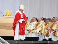 111 Paavst Franciscus Tallinnas. Foto: Urmas Saard