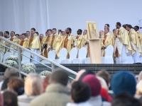 123 Paavst Franciscus Tallinnas. Foto: Urmas Saard