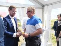 006 Paikre päikesepargi avamine Pärnus. Foto: Urmas Saard