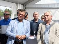 015 Paikre päikesepargi avamine Pärnus. Foto: Urmas Saard