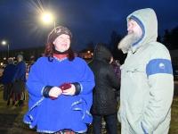001 Paikuse esimene talvine tantsupidu. Foto: Urmas Saard