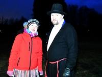 002 Paikuse esimene talvine tantsupidu. Foto: Urmas Saard