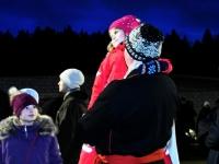 003 Paikuse esimene talvine tantsupidu. Foto: Urmas Saard