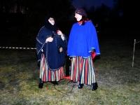 004 Paikuse esimene talvine tantsupidu. Foto: Urmas Saard