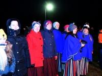 006 Paikuse esimene talvine tantsupidu. Foto: Urmas Saard