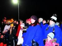 009 Paikuse esimene talvine tantsupidu. Foto: Urmas Saard