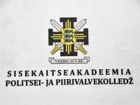 001 Paikusel avati politsei- ja piirivalvekolledži lasketiir. Foto: Urmas Saard