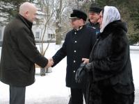 006 Paikusel avati politsei- ja piirivalvekolledži lasketiir. Foto: Urmas Saard