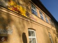 Kunagine kõrts, hilisem koolimaja ja lasteaed. Foto: Jaan Lukas