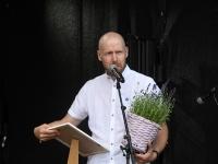 """Eesti Folkloorinõukogu 2021. aasta pärimuskultuuri preemia """"Teotugi"""" saaja Tarmo Noormaa. Foto Urmas Saard Külauudised"""