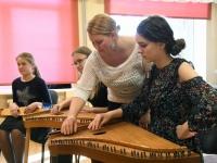 003 Pärimusmuusika kontsert Sindi muusikakoolis. Foto: Urmas Saard