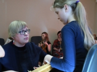 006 Pärimusmuusika kontsert Sindi muusikakoolis. Foto: Urmas Saard