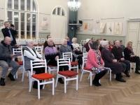 004 Pärnu Aianduse ja Mesinduse seltsi projektkoori ettelauljad Raekülas. Foto: Urmas Saard