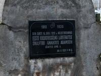002Pärnu Alevi kalmistul 102 aastat pärast Vabadussõja algust. Foto: Urmas Saard / Külauudised