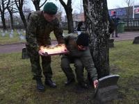 014Pärnu Alevi kalmistul 102 aastat pärast Vabadussõja algust. Foto: Urmas Saard / Külauudised