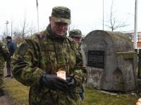 015Pärnu Alevi kalmistul 102 aastat pärast Vabadussõja algust. Foto: Urmas Saard / Külauudised