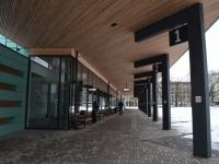 005 Pärnu bussijaam vahetult enne sõbrapäeva. Foto: Urmas Saard