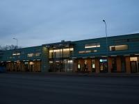 001 Pärnu bussijaama ametliku avamise päev. Foto: Urmas Saard