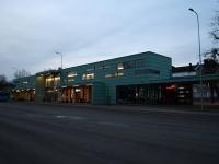 002 Pärnu bussijaama ametliku avamise päev. Foto: Urmas Saard