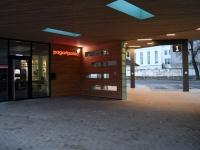 003 Pärnu bussijaama ametliku avamise päev. Foto: Urmas Saard
