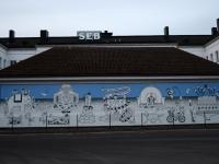 007 Pärnu bussijaama ametliku avamise päev. Foto: Urmas Saard