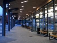 008 Pärnu bussijaama ametliku avamise päev. Foto: Urmas Saard