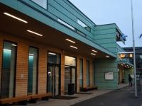 011 Pärnu bussijaama ametliku avamise päev. Foto: Urmas Saard