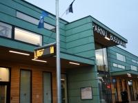 012 Pärnu bussijaama ametliku avamise päev. Foto: Urmas Saard
