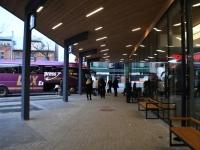 015 Pärnu bussijaama ametliku avamise päev. Foto: Urmas Saard