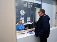 017 Pärnu bussijaama ametliku avamise päev. Foto: Urmas Saard
