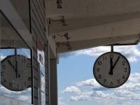 017 Pärnu keskrannas lehvib sinilipp. Foto: Urmas Saard / Kälauudised
