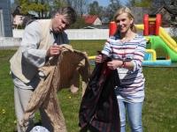 005 Pärnu kolledži sünnipäev linnarahvale. Foto: Urmas Saard
