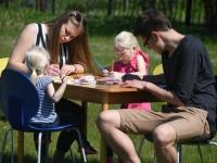 011 Pärnu kolledži sünnipäev linnarahvale. Foto: Urmas Saard