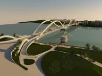 3 Pärnu kolmanda silla vaated. Visualiseeringu autor Mari-Liis VunderTrilog Studio OÜ